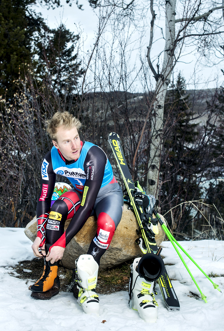 TED LIGETY PORTRAIT